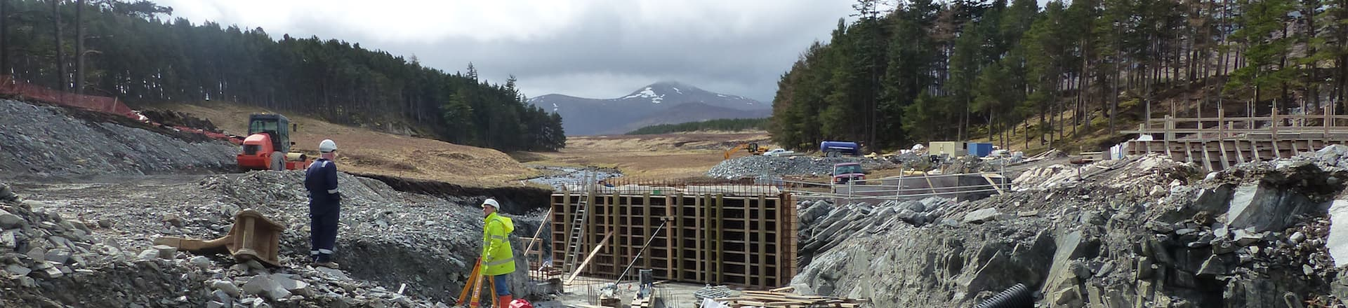 Insitu Concrete Structure Specialists in Scotland