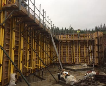 FORMWORK, STEEL REINFORCEMENT, CONCRETE , SCOTLAND | C A